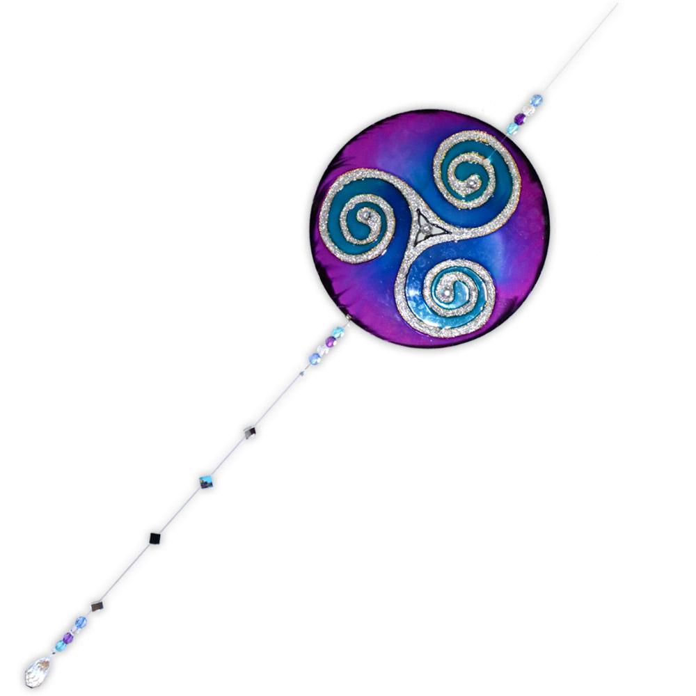 Mandala Triskle 20cm