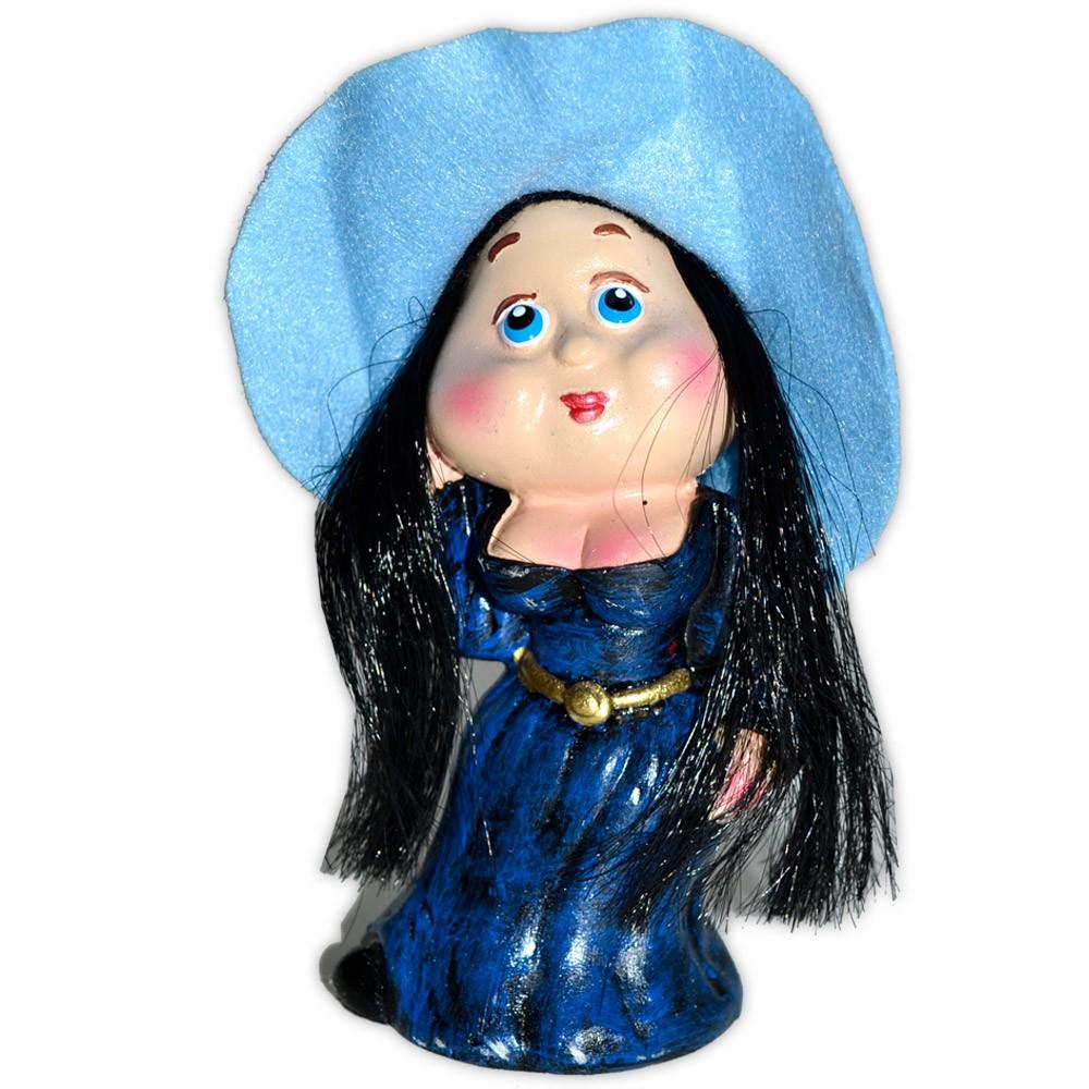 Margery, a Bruxinha Sedutora - Azul