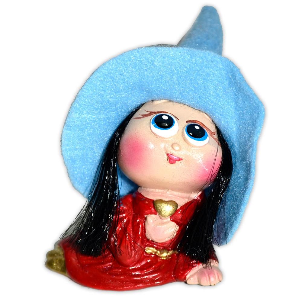 Mary, a Bruxinha do Amor - Azul