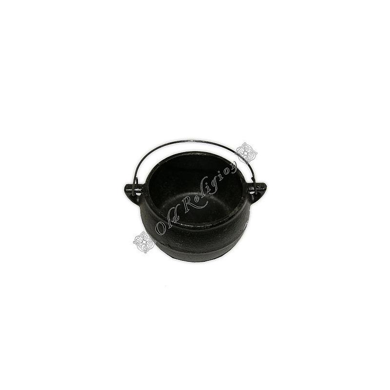 Caldeirão de Ferro - Mini (sem pé) 150 ml