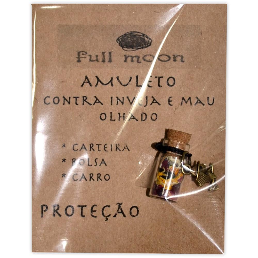 Amuleto Contra Inveja e Mau Olhado - Proteção