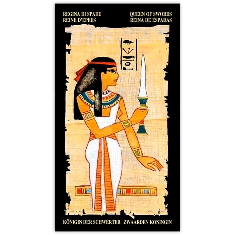Egyptian Tarot - Edição de Bolso