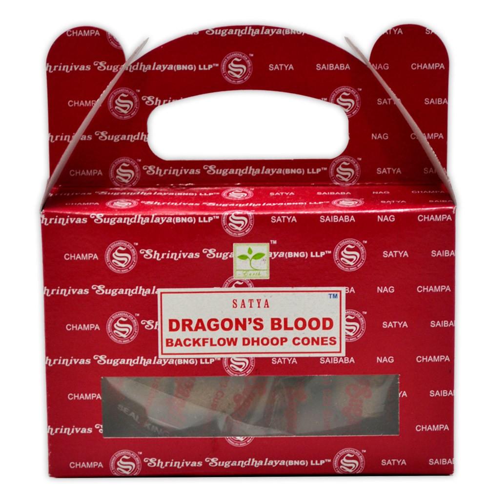 Incenso Cone Sangue de Dragão