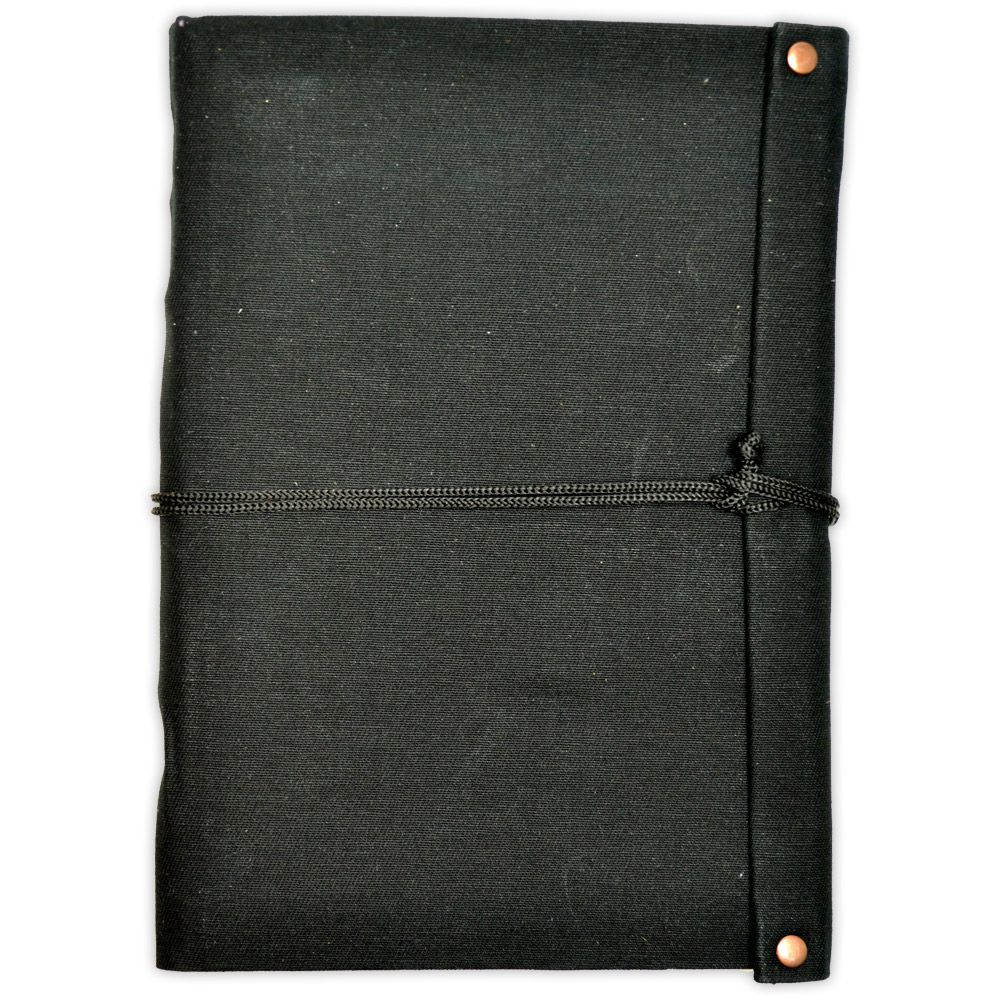 Livro das Sombras M 100fls - Preto modelo 2