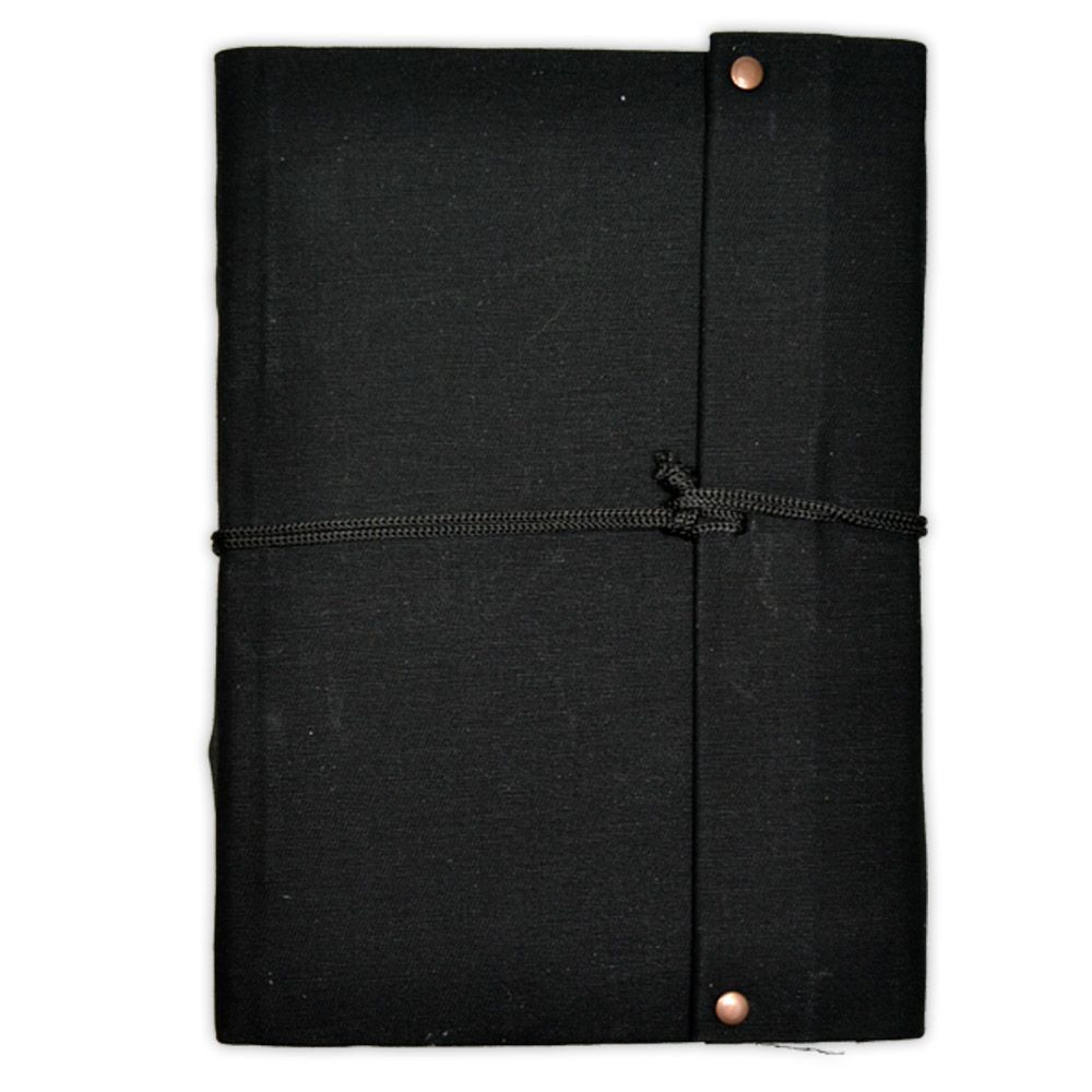 Livro das Sombras M 200fls - Preto modelo 2