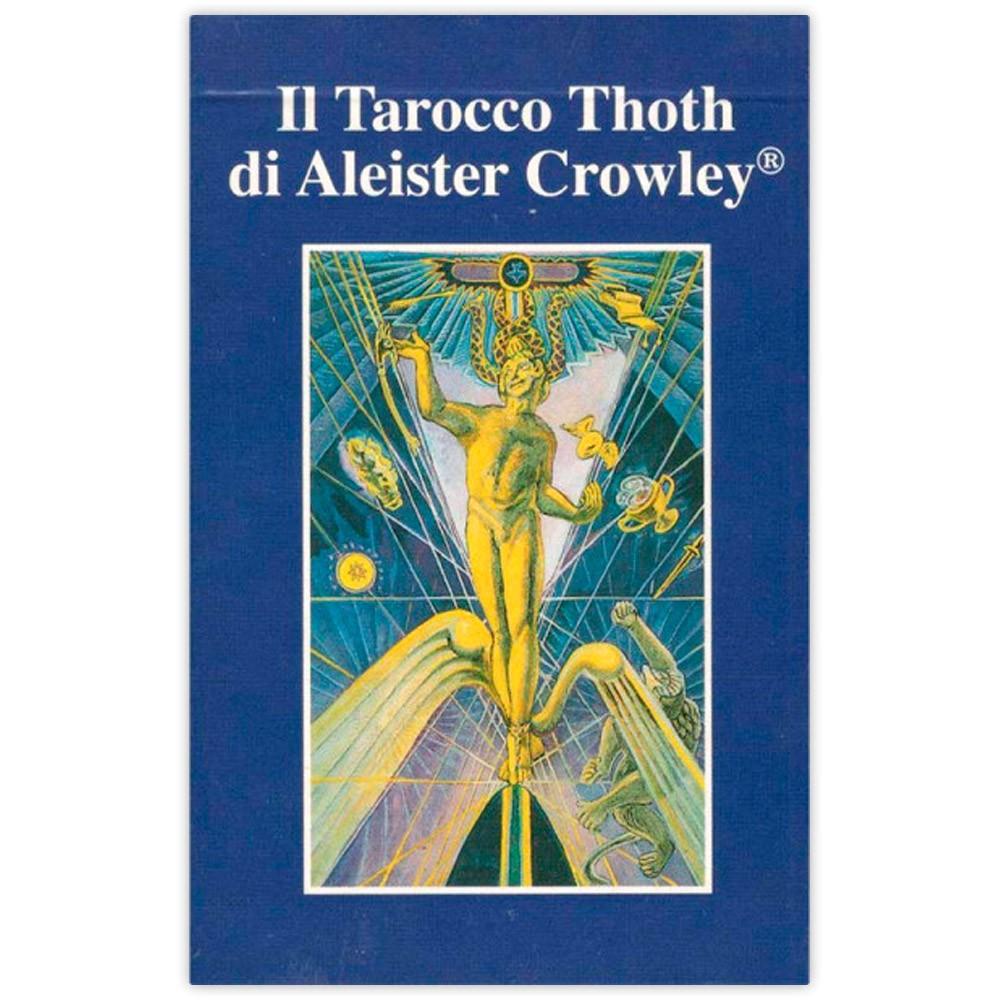 O Tarô Thoth de Aleister Crowley