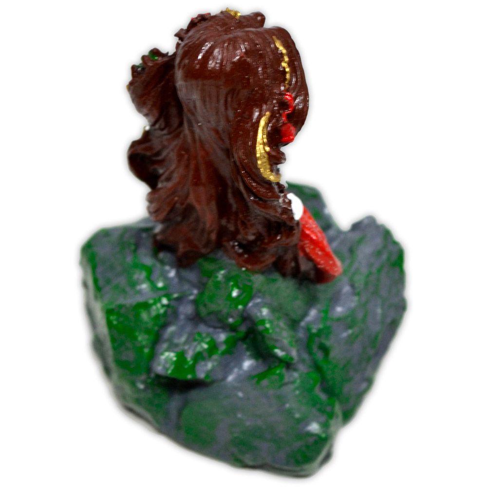 Sereia, Ondina Elemental da Água - Vermelho pequeno