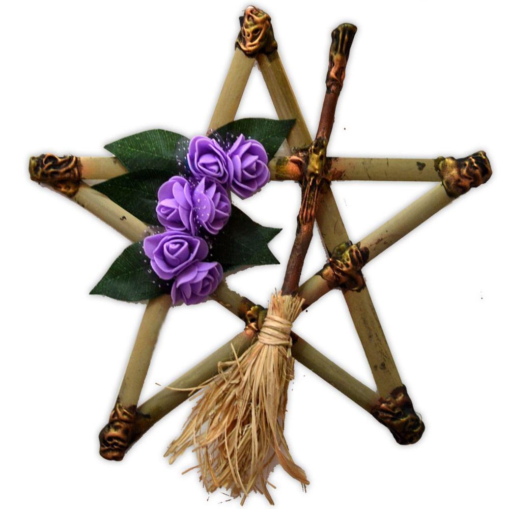 Pentagrama de Bambu