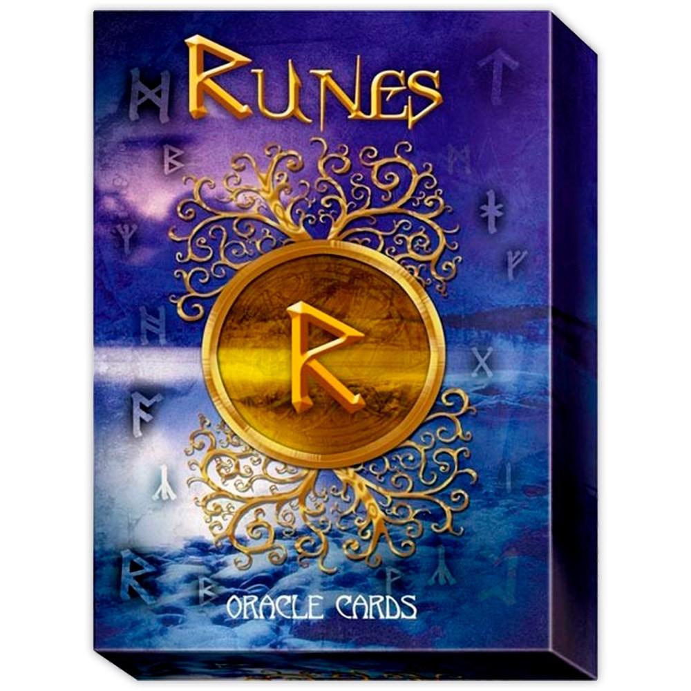 Runes Oracle Cards - Oráculo das Runas