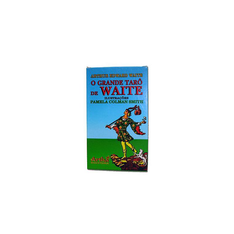 O Grande Tarô de Waite