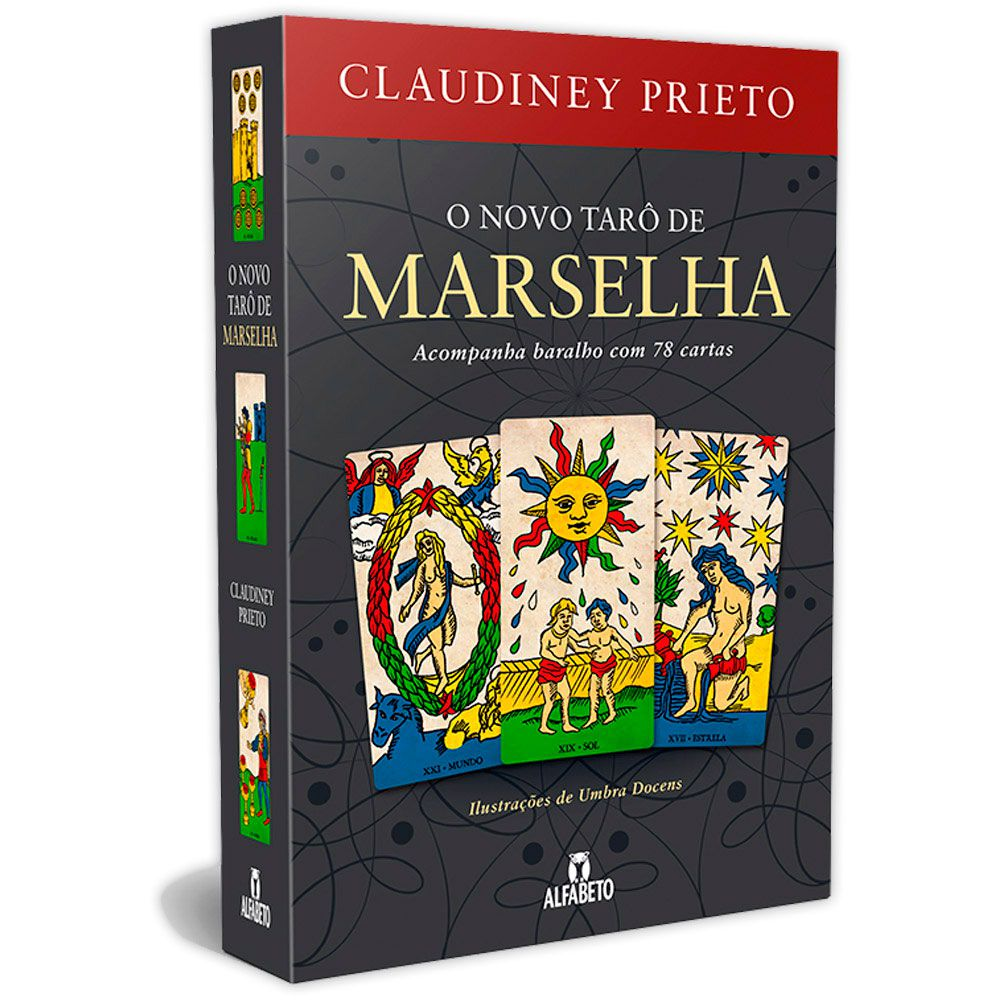 O Novo Tarô de Marselha - Livro e Baralho