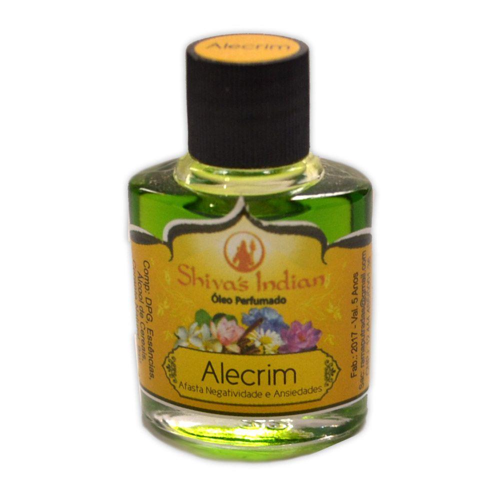 Óleo Shivas Indian - Alecrim