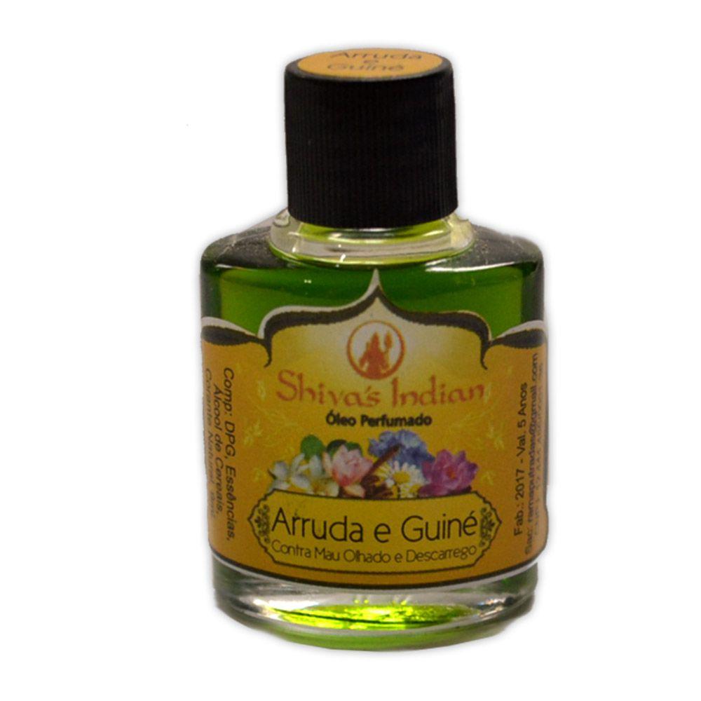Óleo Shivas Indian - Arruda e Guiné