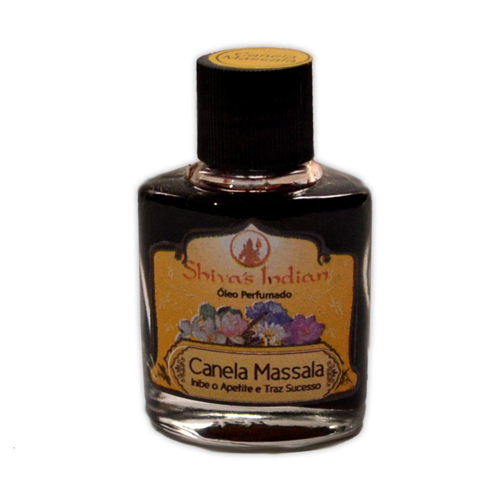Óleo Shivas Indian - Canela Massala