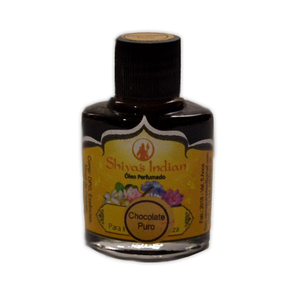 Óleo Shivas Indian - Chocolate Puro