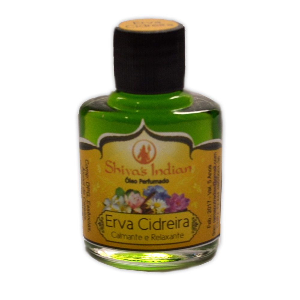 Óleo Shivas Indian - Erva Cidreira