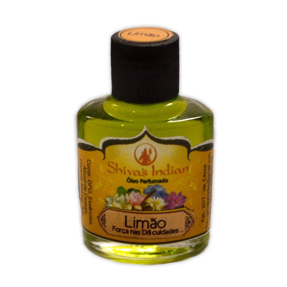 Óleo Shivas Indian - Limão