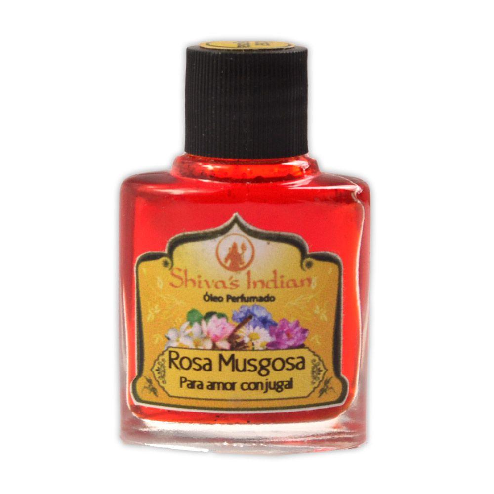 Óleo Shivas Indian - Rosa Musgosa