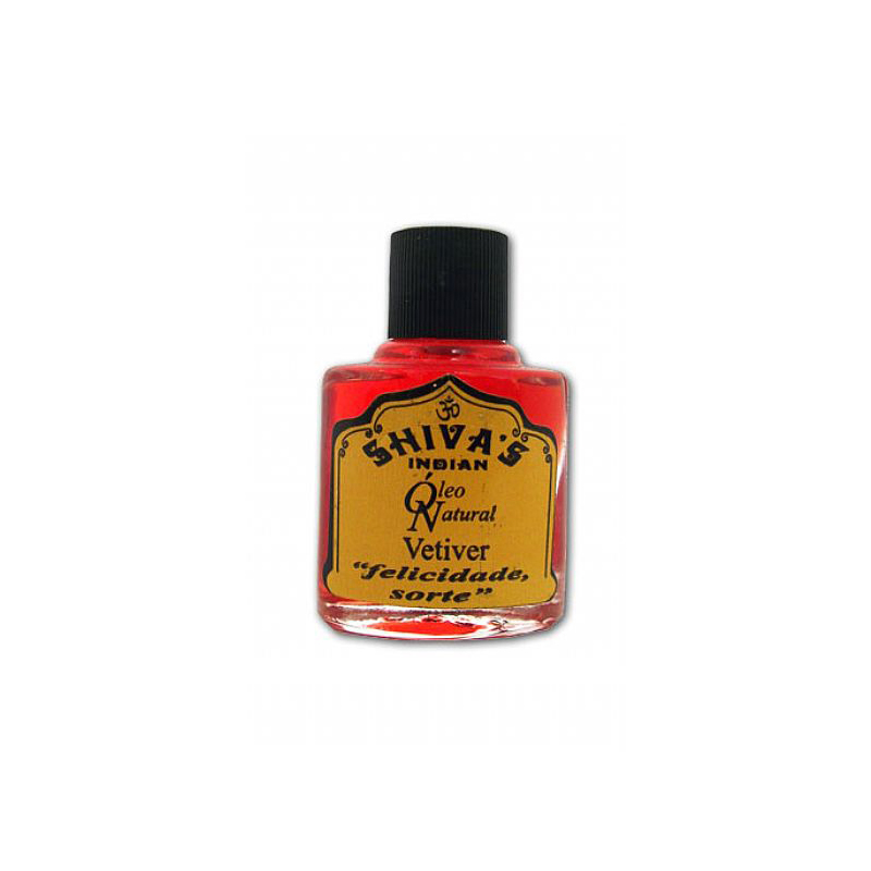 Óleo Shivas Indian - Vetiver