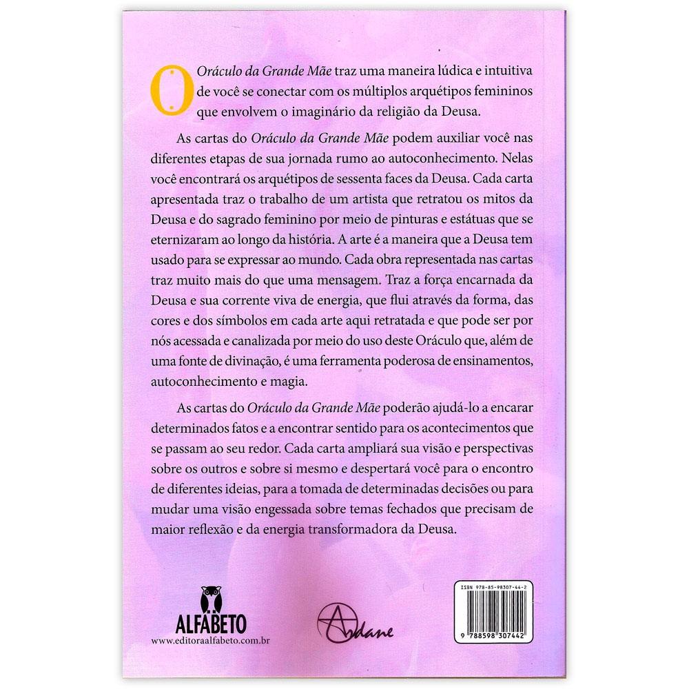 Oráculo da Grande Mãe - Livro e Baralho