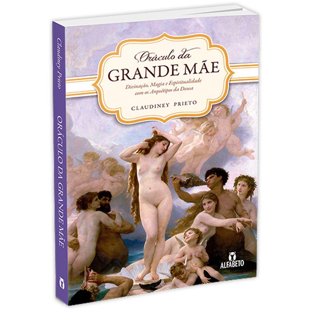 Oráculo da Grande Mãe (Livro e Baralho)