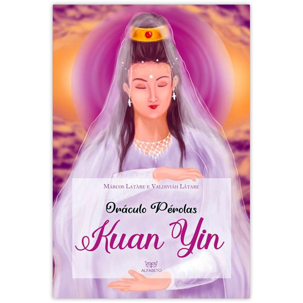 Oráculo Pérolas de Kuan Yin - Livro e Baralho