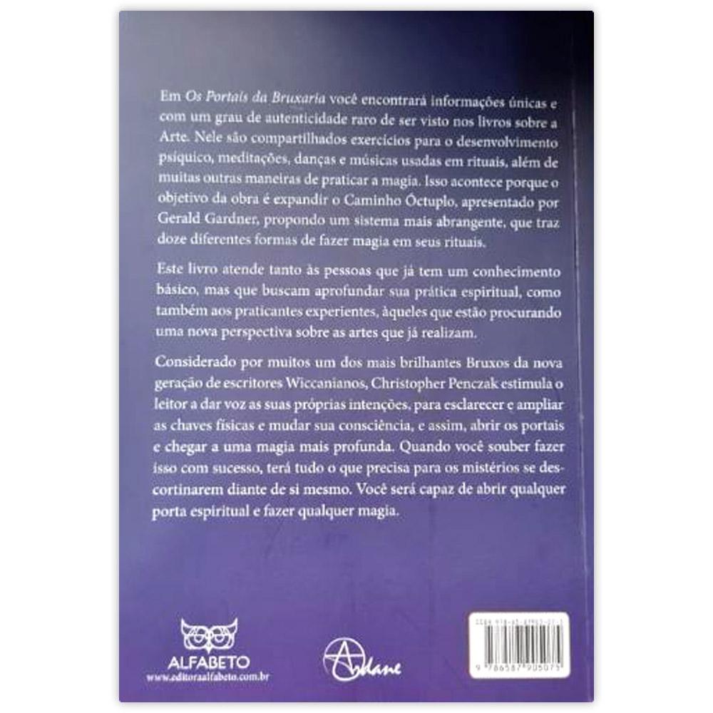 Os Portais da Bruxaria - Doze Caminhos de Poder e Conhecimento