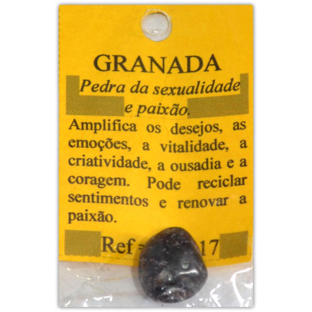 Pedra de Coleção - Granada