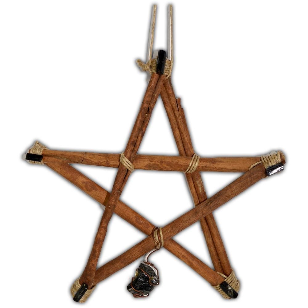Pentagrama em canela (1)
