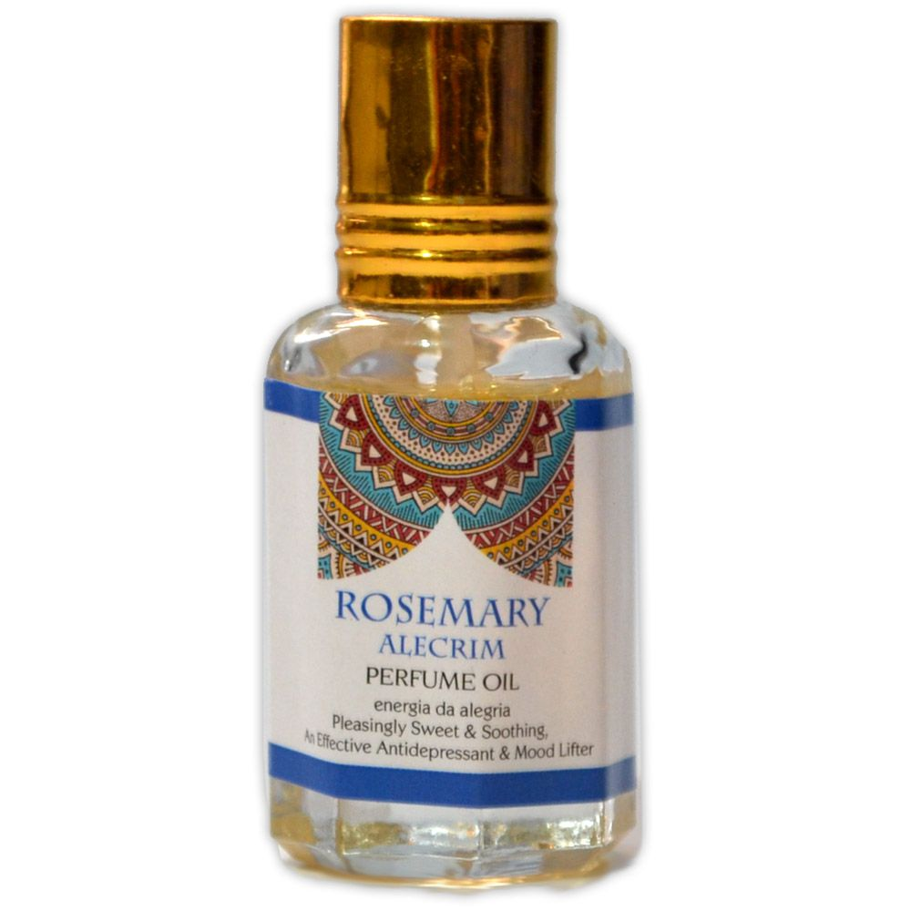 Perfume Indiano Alecrim - Energia da Alegria