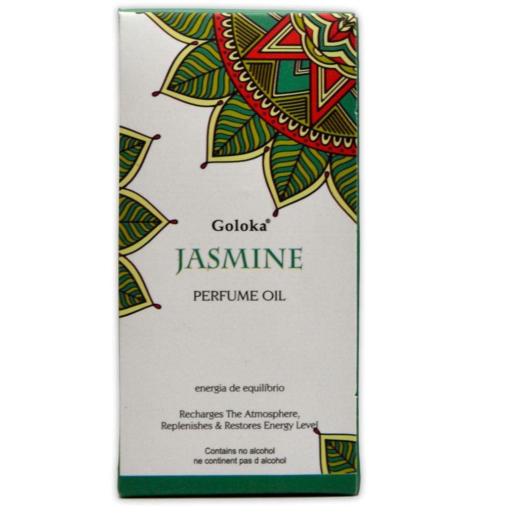 Perfume Indiano Jasmim - Energia de Equilíbrio