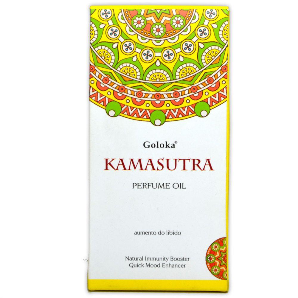 Perfume Indiano Kamasutra - Energia Aumento da Libido
