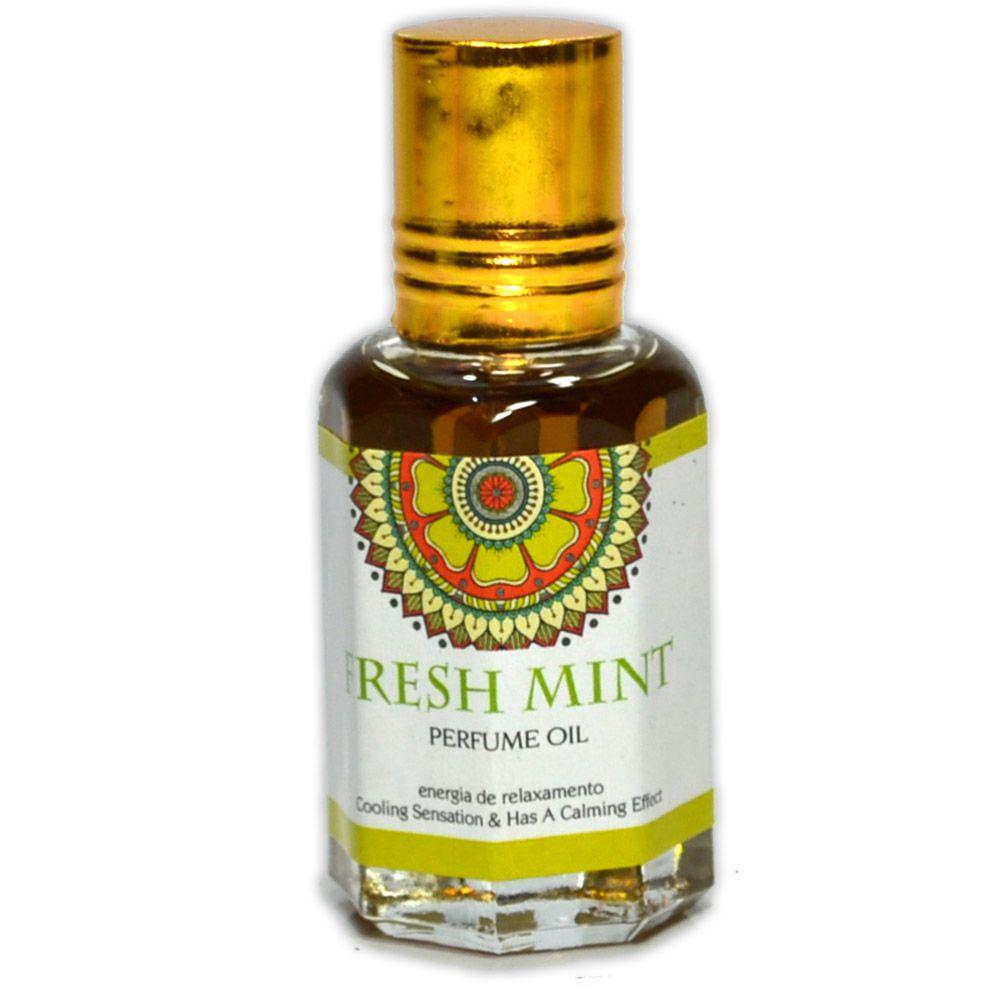 Perfume Indiano Menta - Energia de Relaxamento