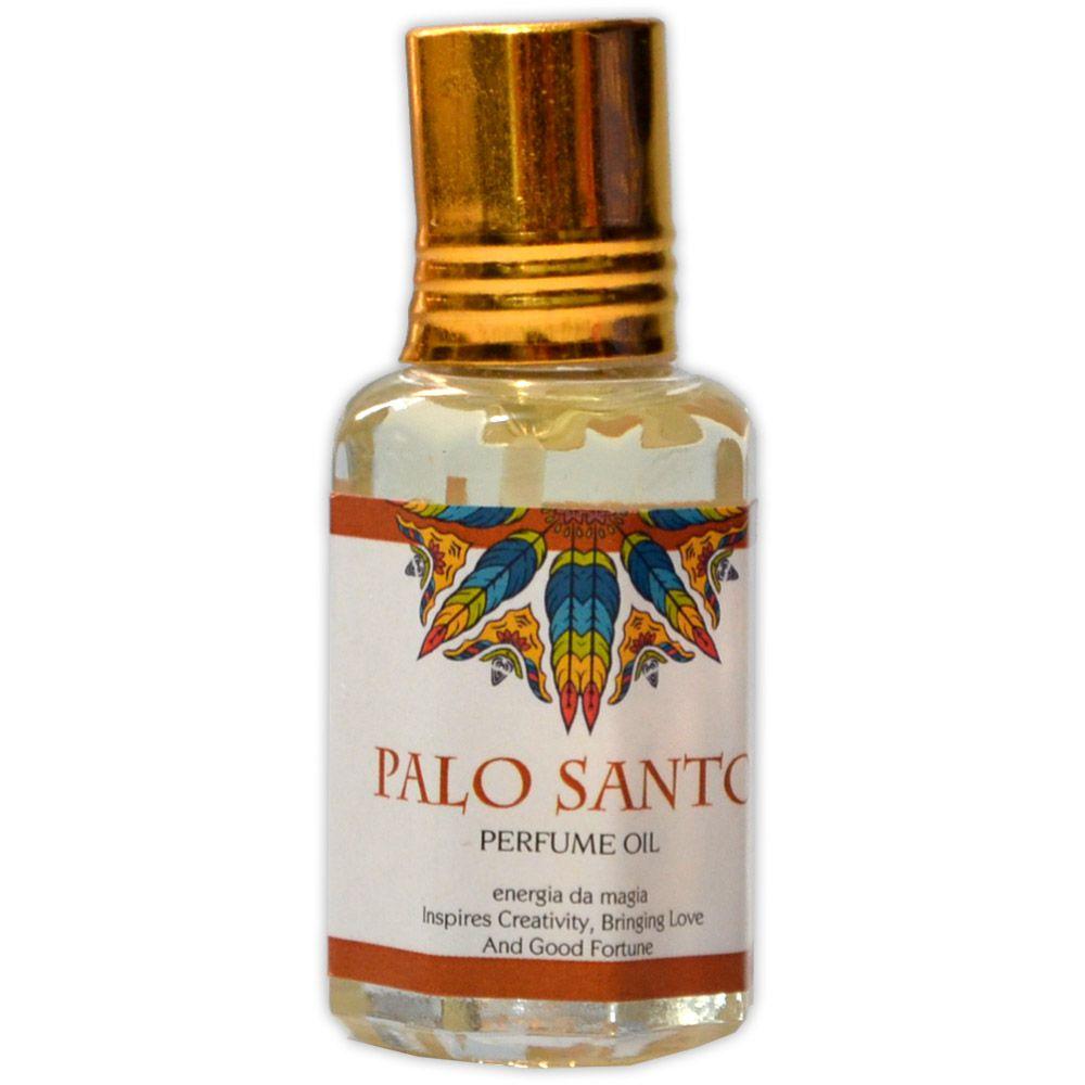 Perfume Indiano Palo Santo - Energia da Magia