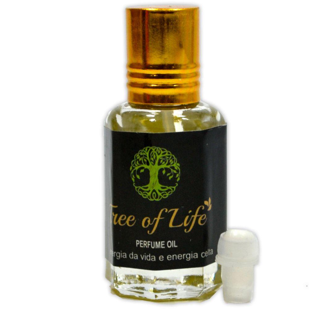 Perfume Indiano Tree of Life - Energia da Vida e Energia Celta