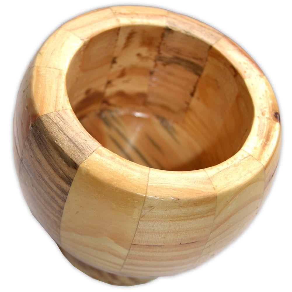 Pilão de Bambu - Triluna