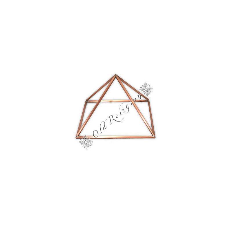 Pirâmide de Cobre Vazada - Pequena