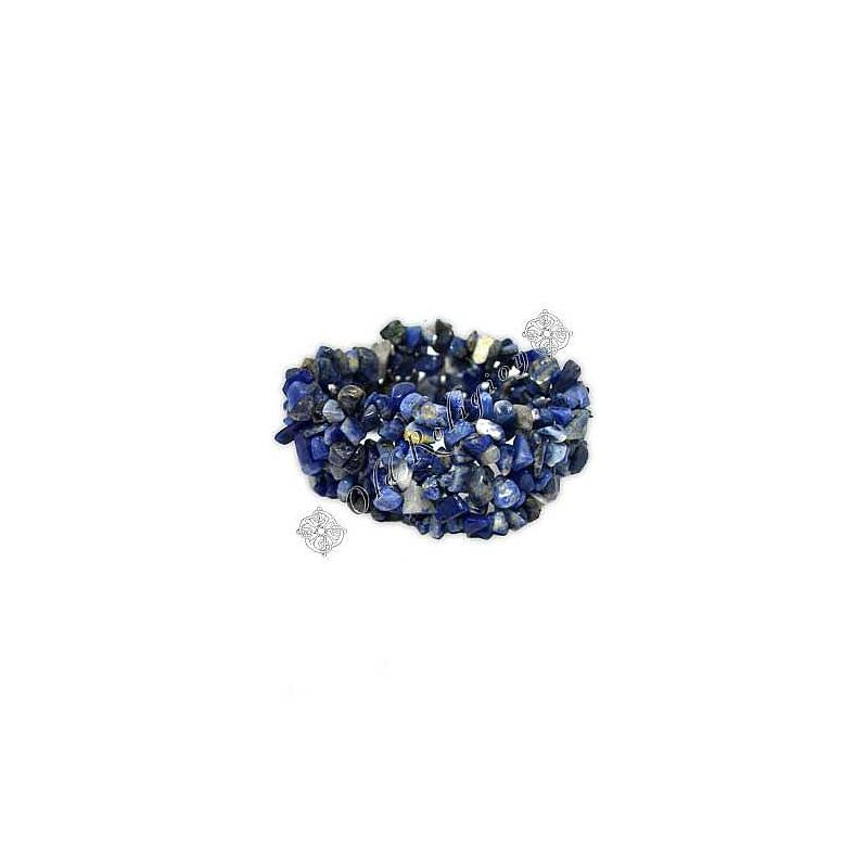 Pulseira de Pedras Naturais - Sodalita
