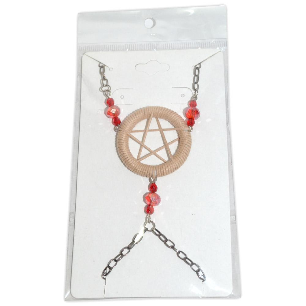 Pulseira pentagrama (1)