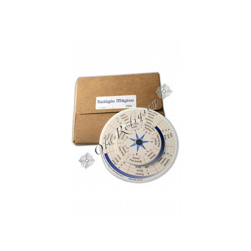 Relógio Mágico - Para Calcular Horas Mágicas