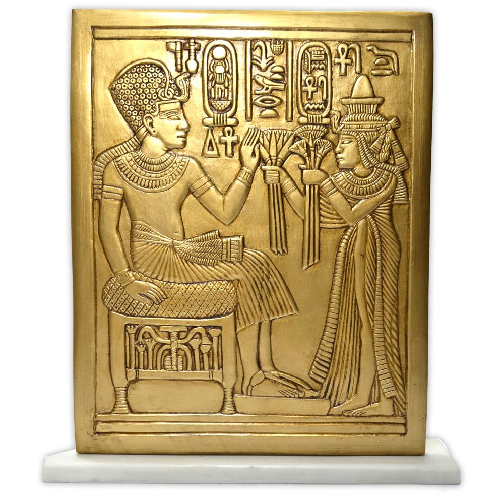 Réplica Museu Egípcio - Tutankhamon