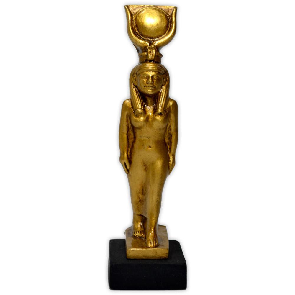 Réplica Museu Egípcio - Deusa Ísis Mini