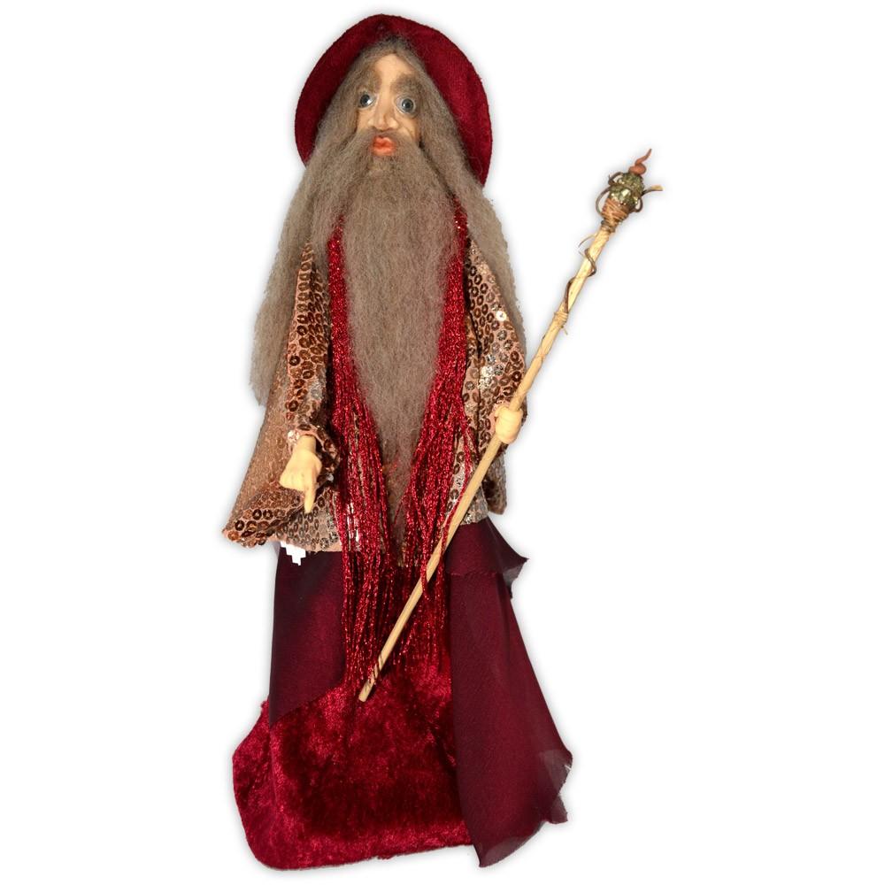 Rômulos - O bruxo do pedido (modelo.120)