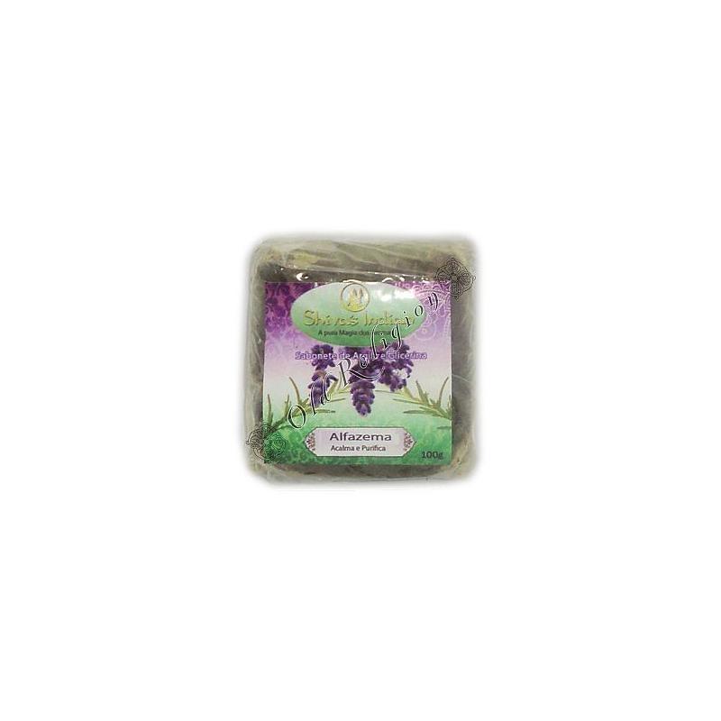 Sabonete de Argila - Alfazema