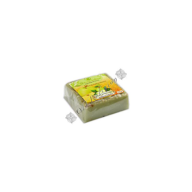 Sabonete de Argila - Maçã Verde