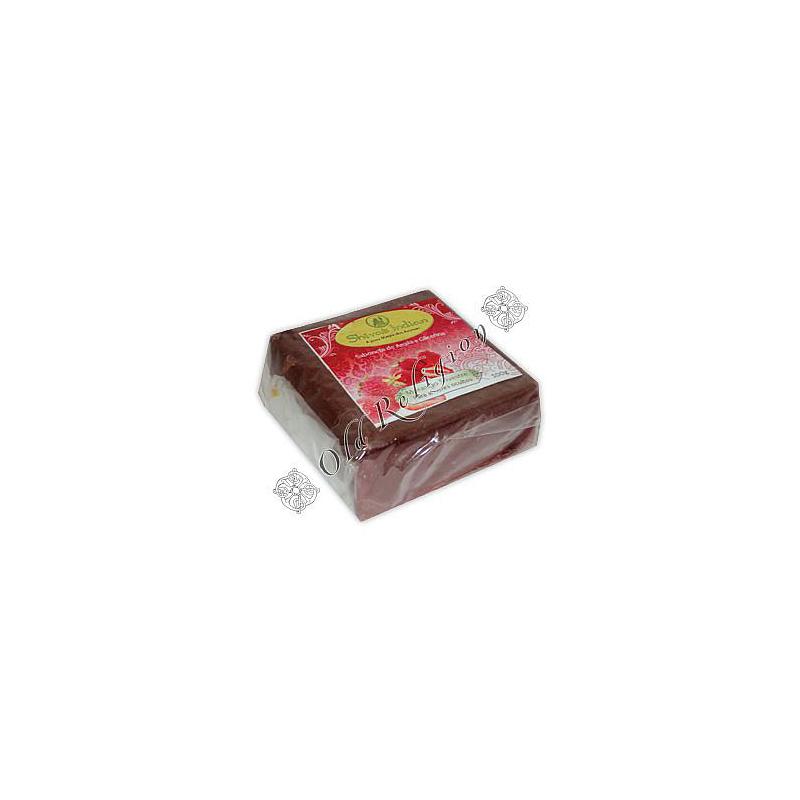 Sabonete de Argila - Morango Silvestre