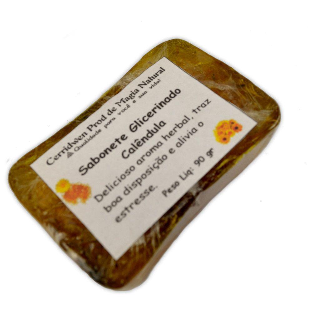 Sabonete Glicerinado - Calêndula