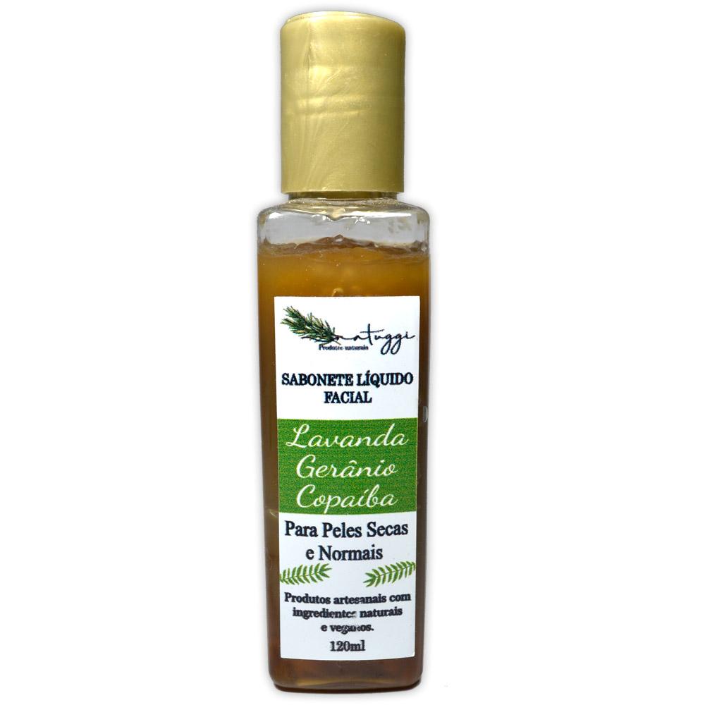 Sabonete para peles secas e normais