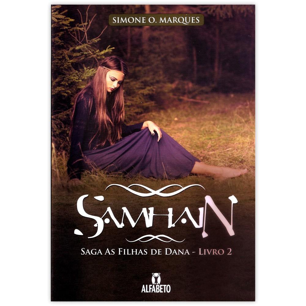 Samhain - Saga: As filhas de Dana Livro 2