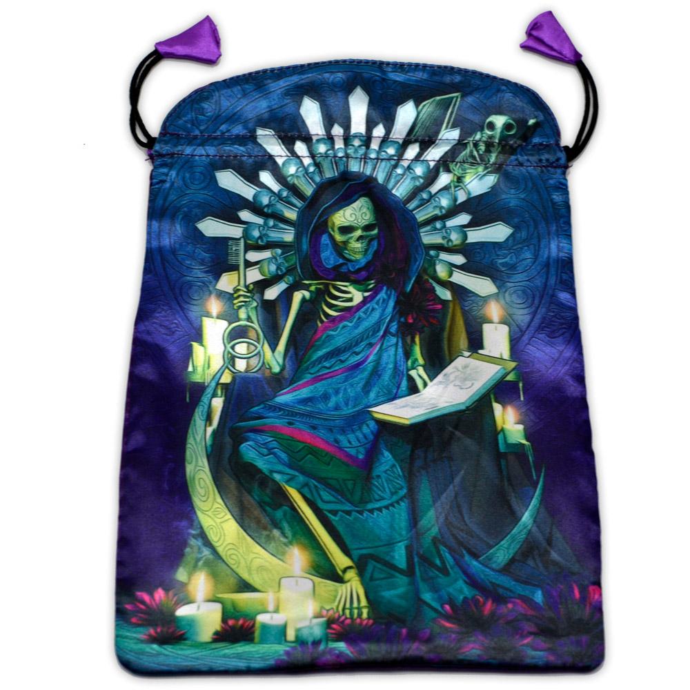 Saquinho Tarot - Santa Muerte
